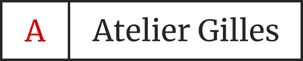Logo Atelier Gilles